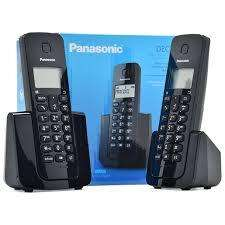 Telefono Inalambrico Kx-tgb112agb Duo Panasonic Base Doble