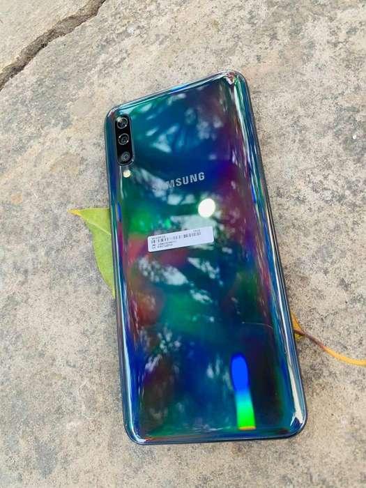 Galaxi A50 2019 Libre Operadores