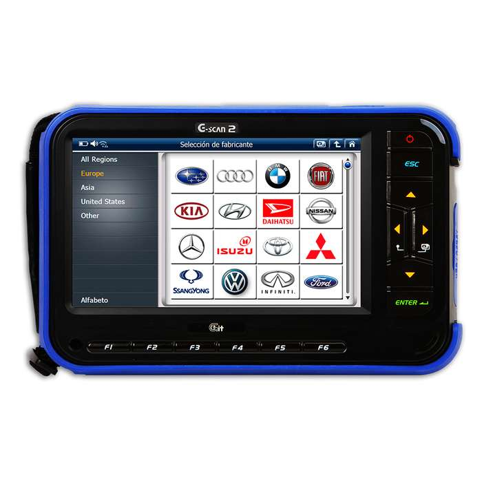 Scanner Automotriz Gscan2 12 Y 24V multimarca