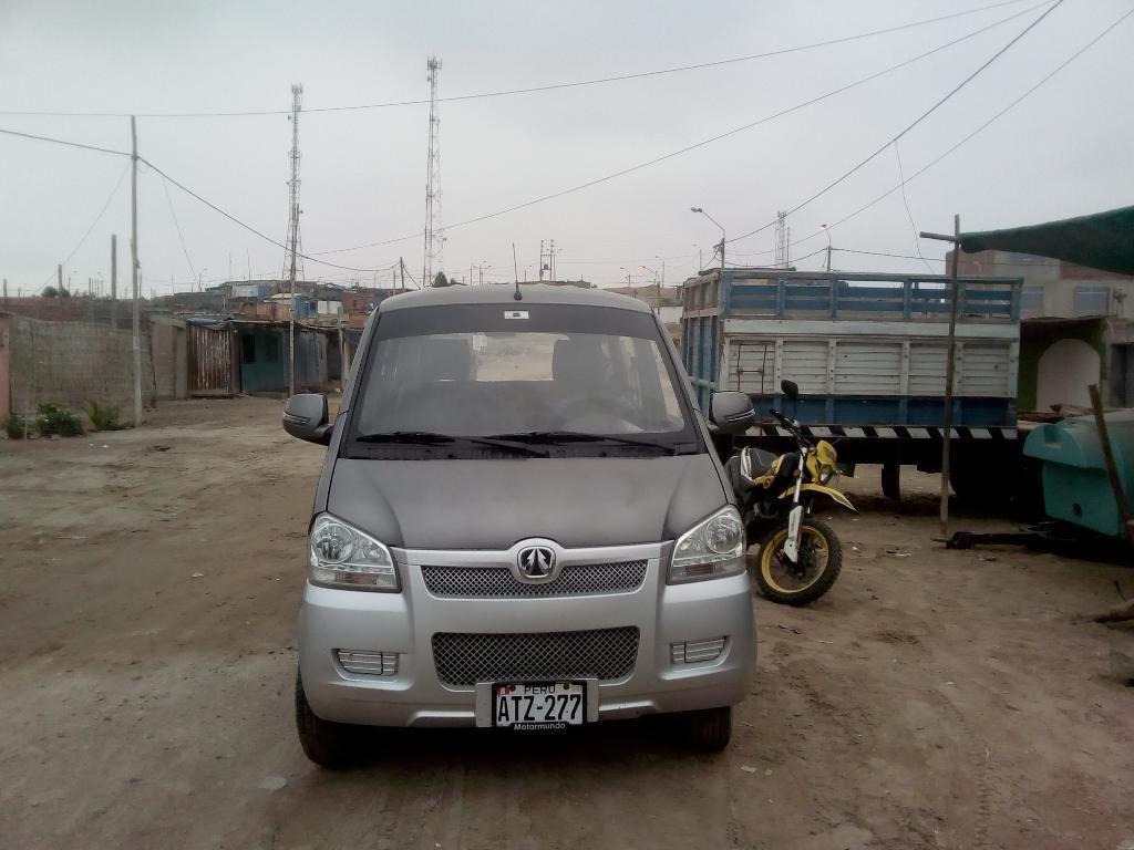 Se Vende Minivan Baic Plus
