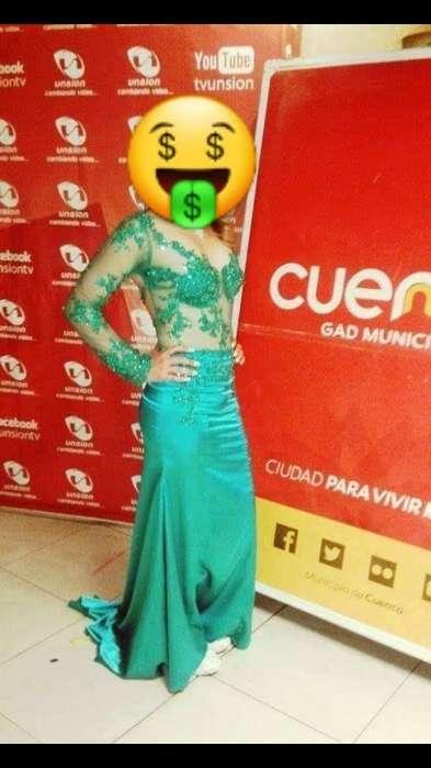 Vestido de Gala Una Sola Puesta