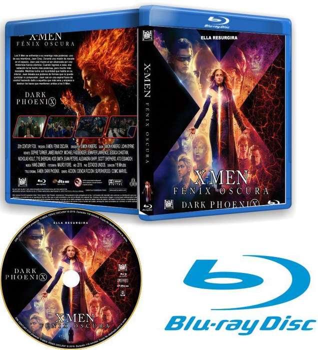 Pelicula X-men dark phoenix