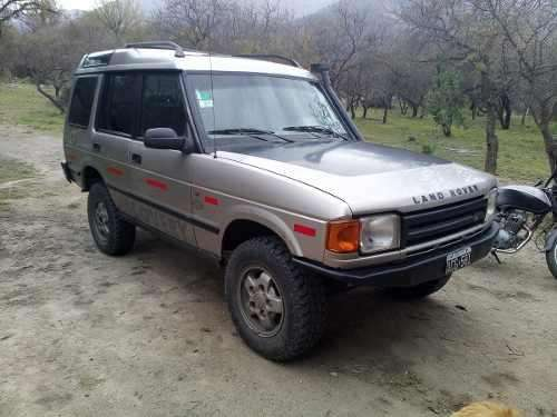 Land Rover Discovery 1995 - 200000 km