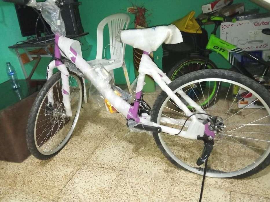 Bicicleta de Niña Tipo Montañera