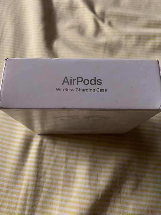 Airpods 2 Sellados