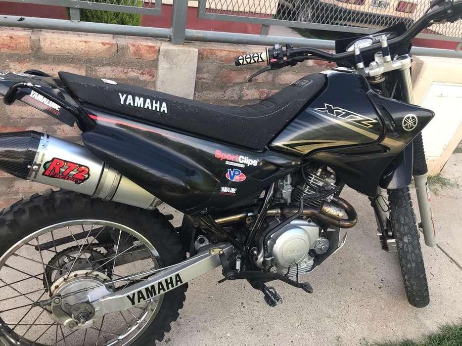 Vendo O Pto <strong>yamaha</strong> Xtz 125