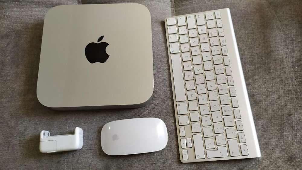 Mac Mini Corei5 16gbram 750gb Hibrid Hdd