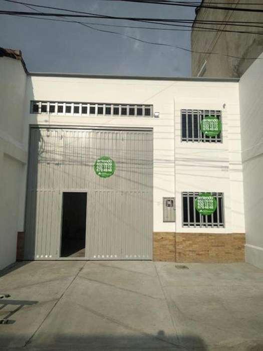 Arriendo Bodega GAITAN Bucaramanga Inmobiliaria Alejandro Dominguez Parra S.A.
