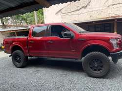 F150 Lariat SuperCrew
