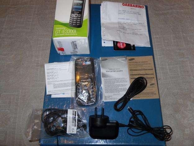 Vendo o permuto celular samsung gt3300i, Nuevo en caja para Claro.