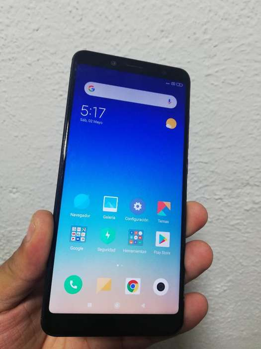 Vendo Xiaomi Redmi Note 5 Perfecto Dual