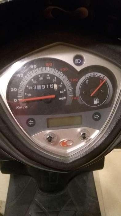 Vendo Moto Agility 2010