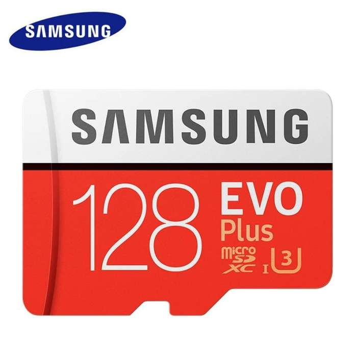 Memoria Microsd Samsung Evo Plus 128 Gb