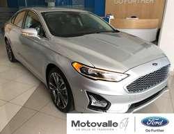 Ford Fusion Titanium Plus