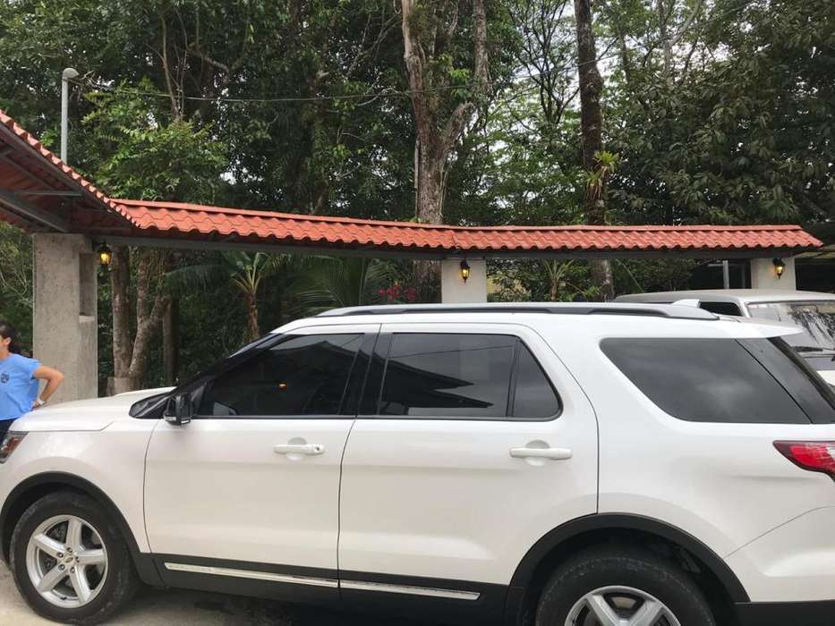 Ford Explorer 2016 - 45000 km