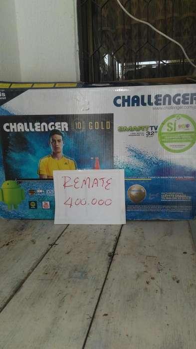 Tv Smart challenger 32