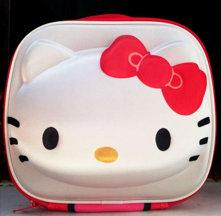 Lonchera Hello Kitty