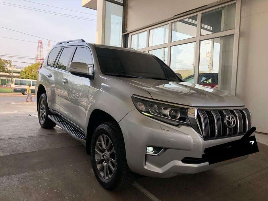 Toyota Prado 2019 - 4000 km