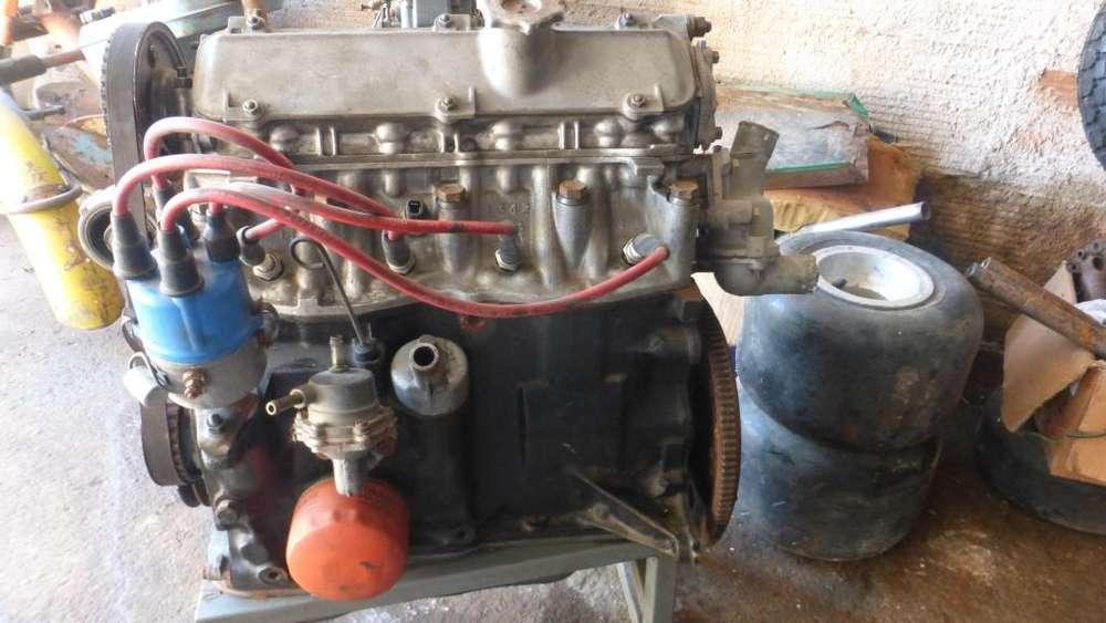 Zonal Monomarca Motor fiat 128 completo