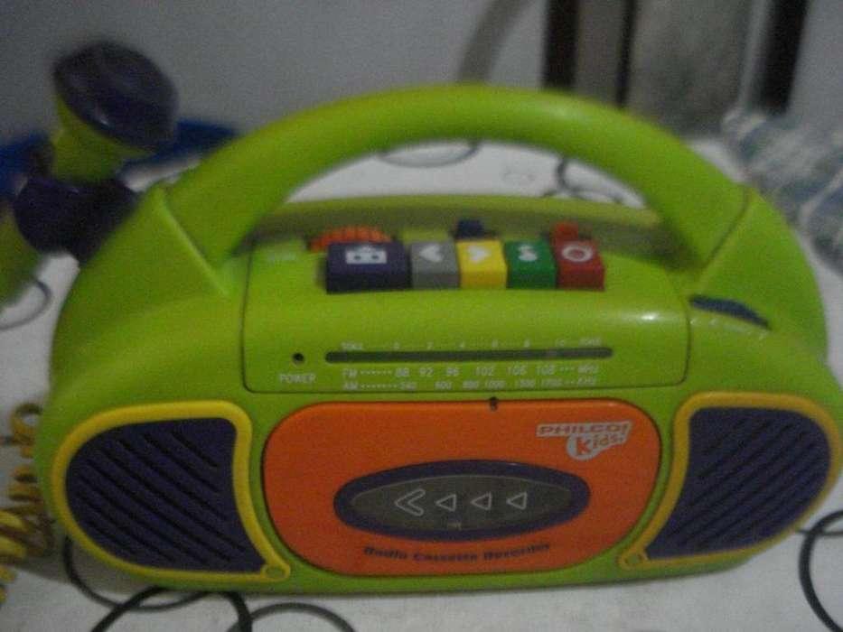 vemta de Radiograbador para chicos Philco Kids Kprg404 original Funciona