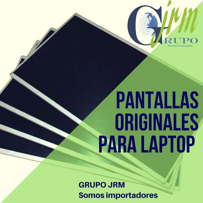 PANTALLAS LED HD DE 15.6 40 PINES PARA LAPTOP HP, DELL, TOSHIBA, ACER