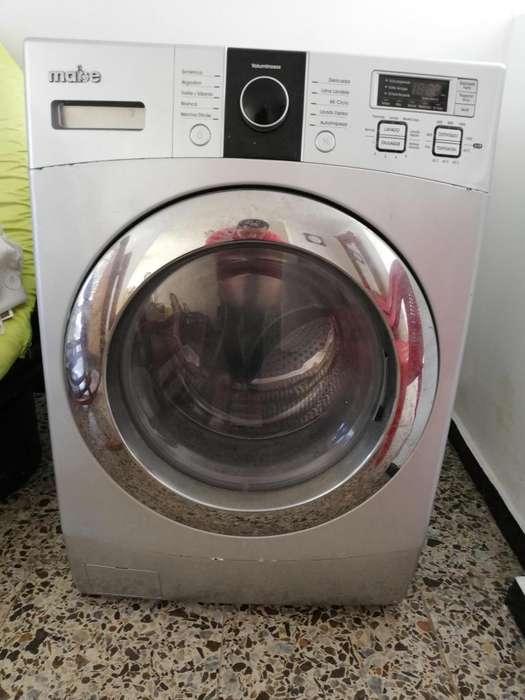 Lavadora secadora mabe sin tarjeta
