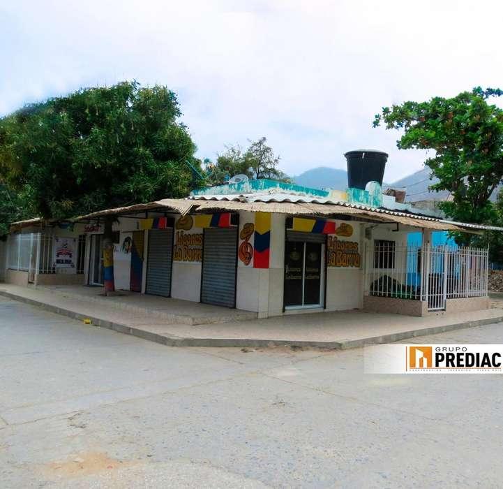 INMUEBLE COMERCIAL EN EL GAIRA SANTA MARTA