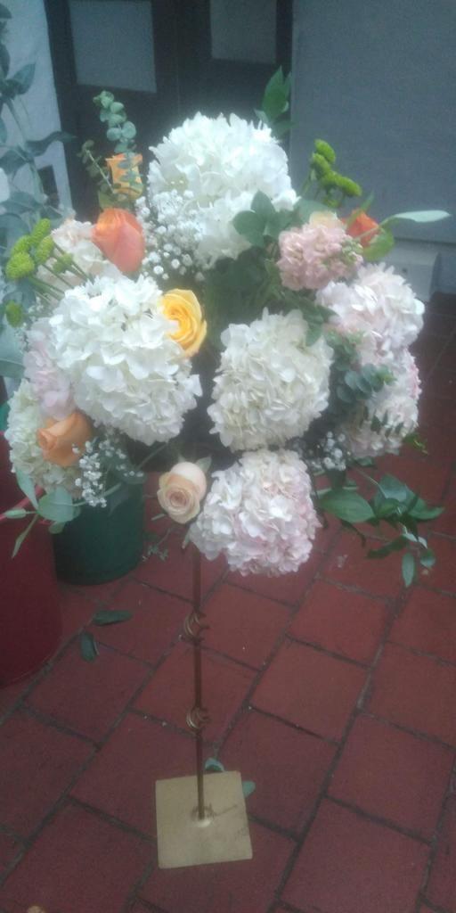Arreglos Florales Par Bodas Matrimoniso Misas Y Todo Tipo