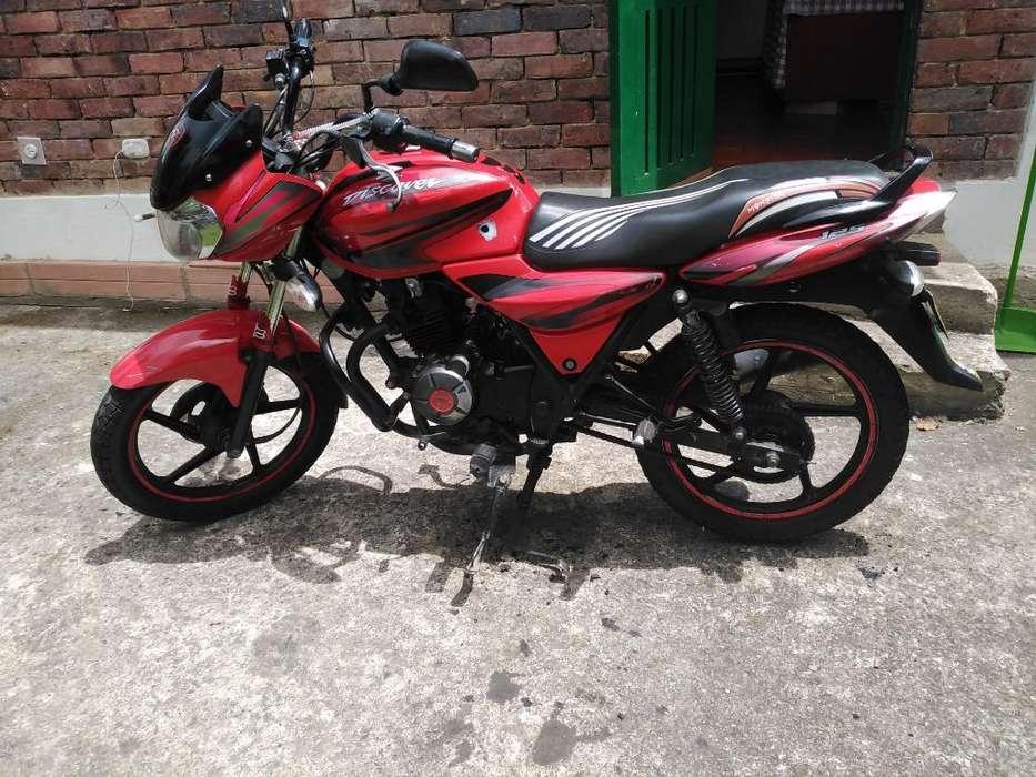 Se Vende Moto Discover 125 2013