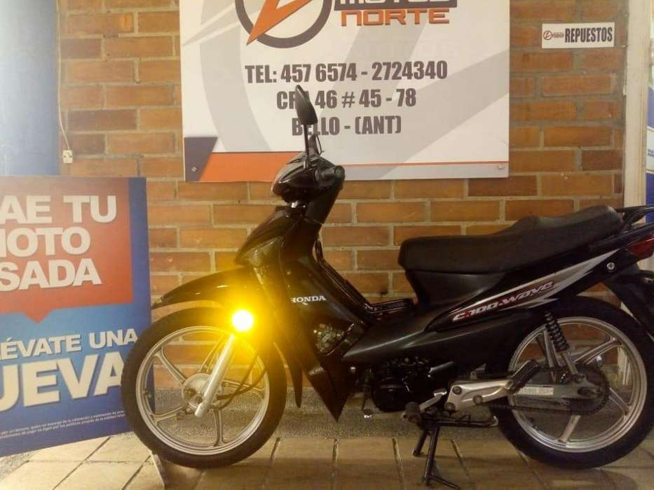 HONDA C100 WAVE MODELO 2011
