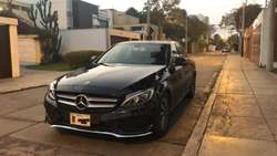 Mercedes Benz Clase C 200 Advantgarde 2018/2017 Sedan de Lujo Semi Nuevo
