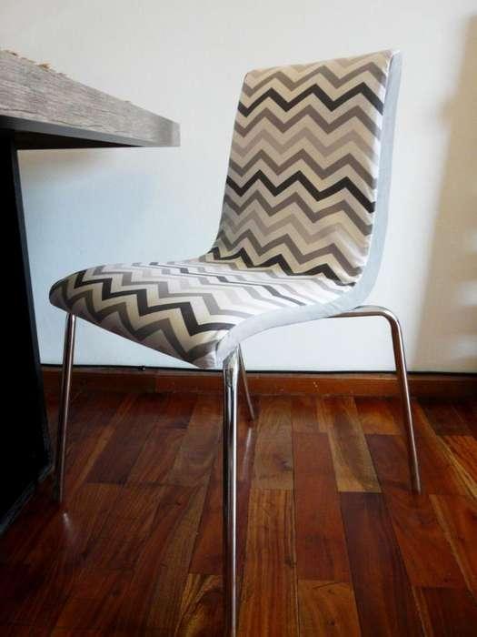 <strong>silla</strong>s de Diseño. Precio X 4