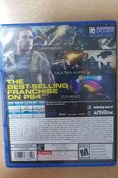 Call Of Duty Infinite Warfare Ps 4