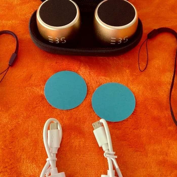 Mini Parlantes Bluetooth Stereo