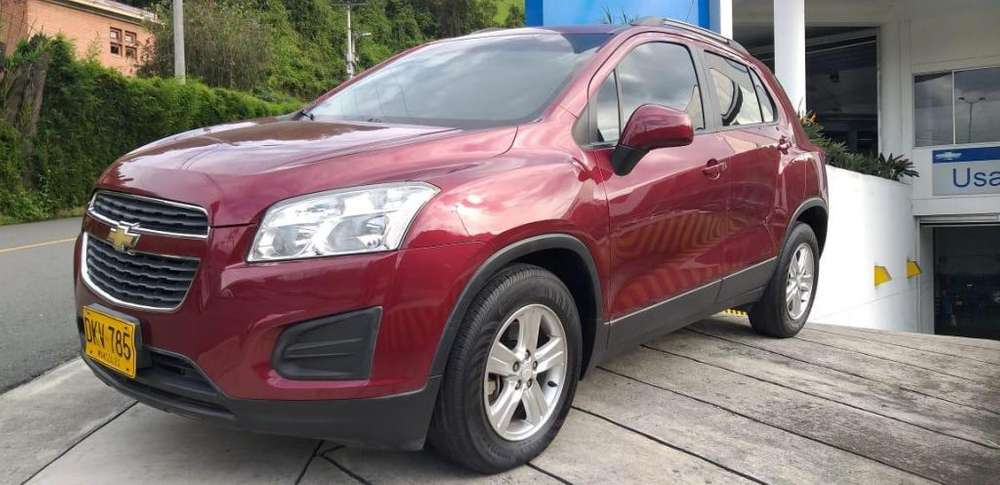Chevrolet Tracker 2014 - 65000 km