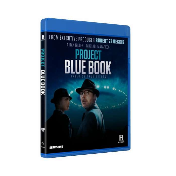 Project Blue Book Bluray Ingles Subt Español