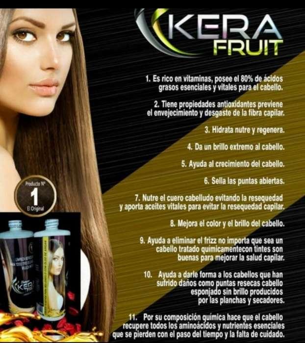 Keratina Cocoa Cirugía Kera Fruit Y Cera