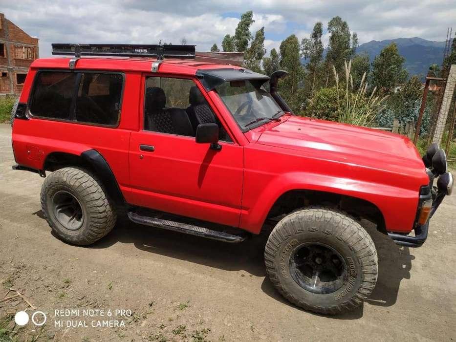 Nissan Patrol  1990 - 500000 km
