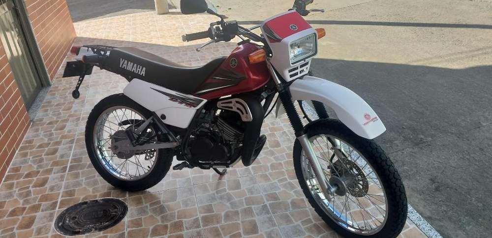 Vendo <strong>yamaha</strong> Dt 125 2005
