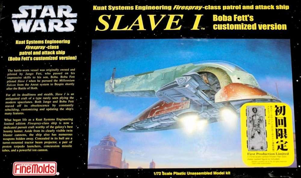 Boba Fett Slave I – Star Wars 1/72