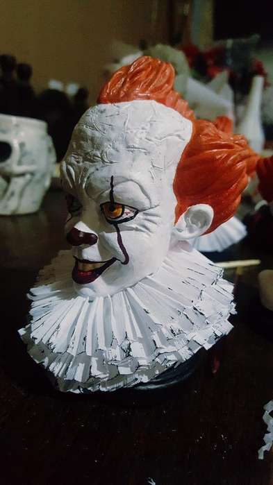 Escultura Pennywise El Payaso It