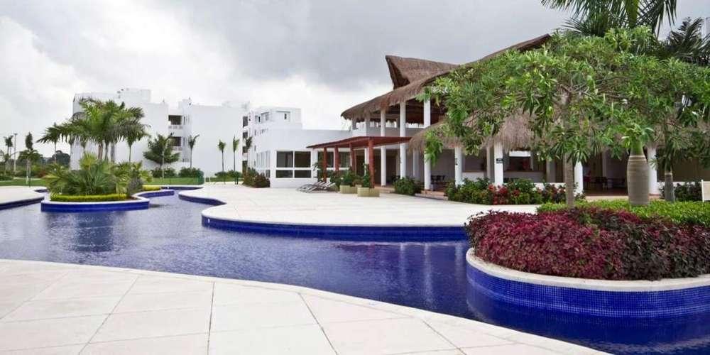 Apto en Cartagena Espectacular Club Hous - ID 3972 - wasi_924081