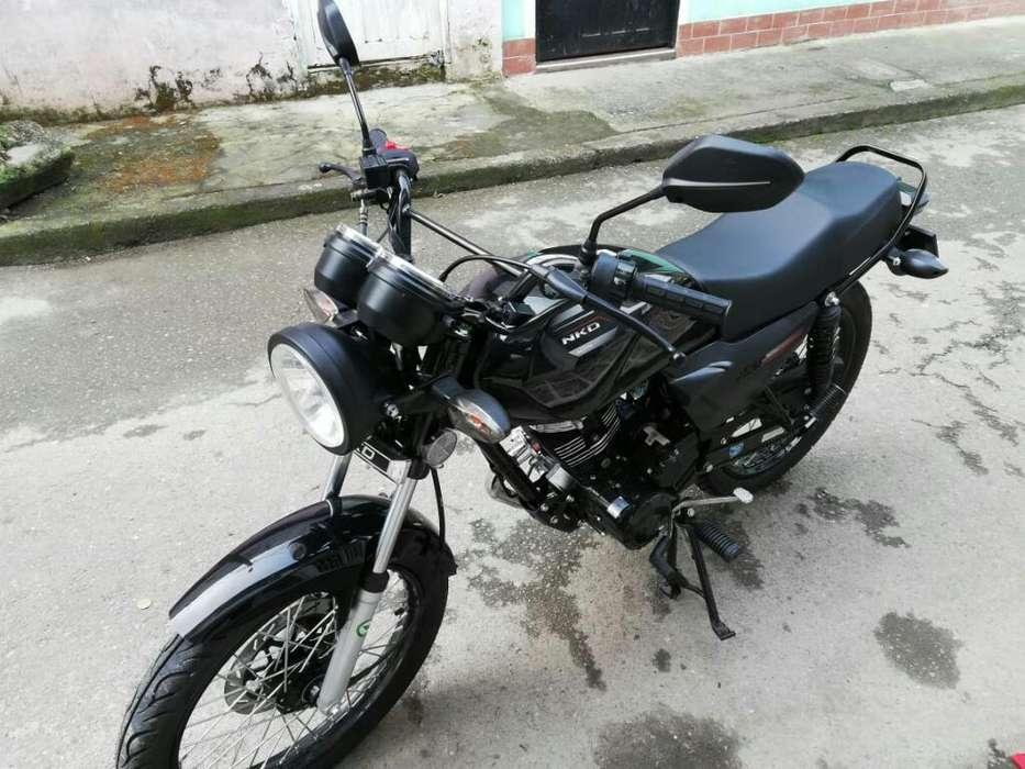 Vendo Moto Nkd125