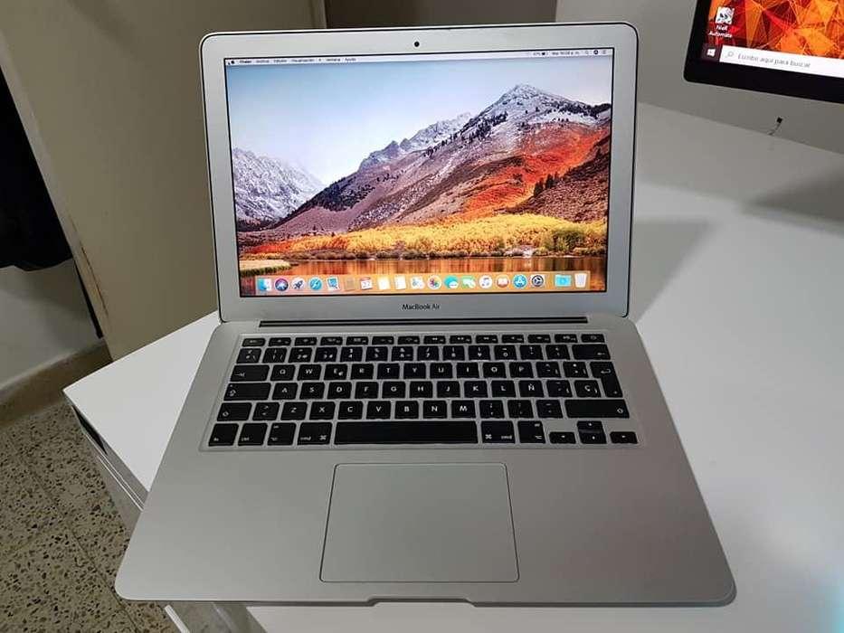 PORTATIL MACBOOK AIR 2012 i5 1.80GHZ, 120GB SSD, 4GB RAM, 190 CICLOS