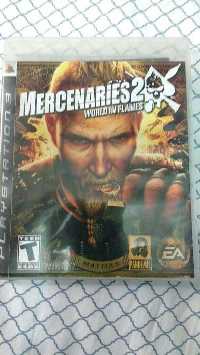 Mercenario 2 para Ps3