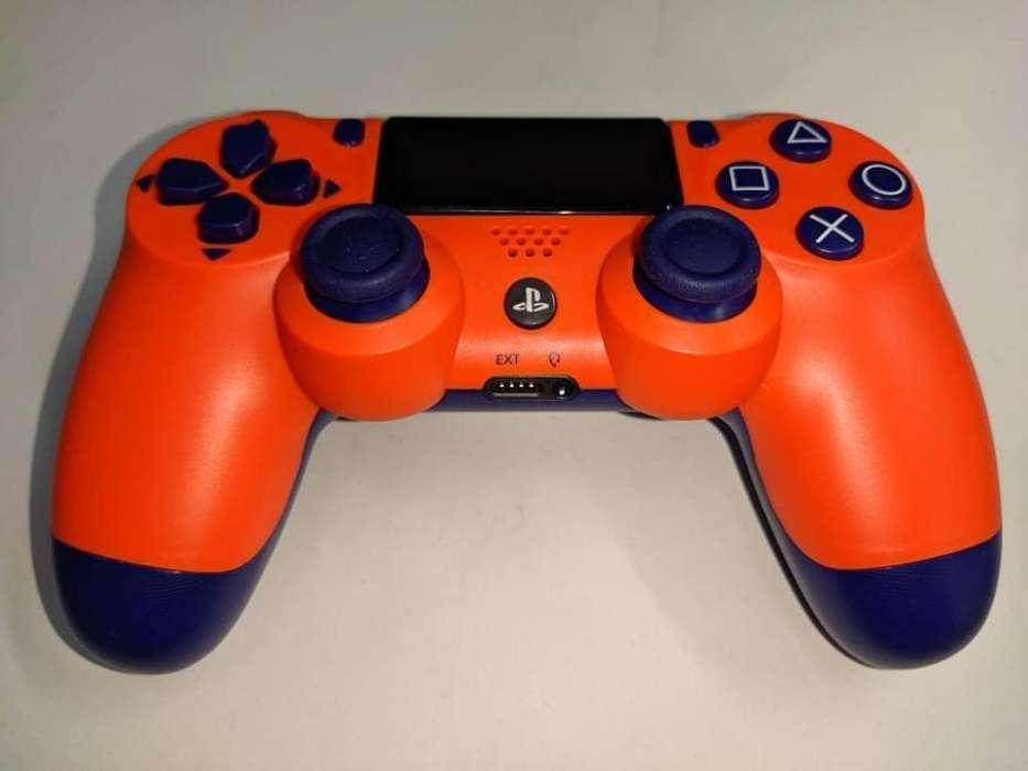 Controles Playstation 4 Segunda Edición