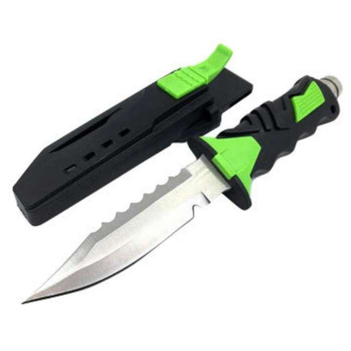 Cuchillo de Buceo Daga Dible Filo