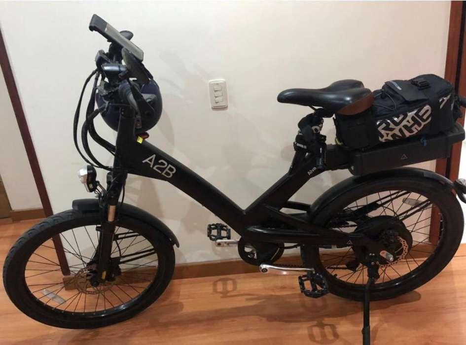 Bicicleta Electrica A2B