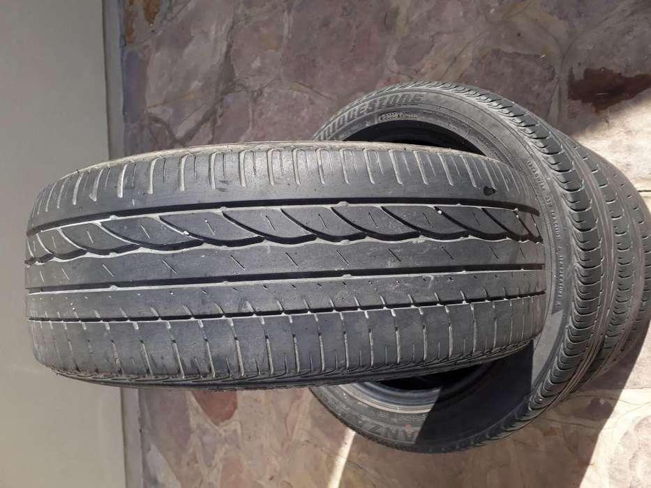 Vendo 4 neumáticos 185/55 R16 Bridgestone Turanza Er300 83v