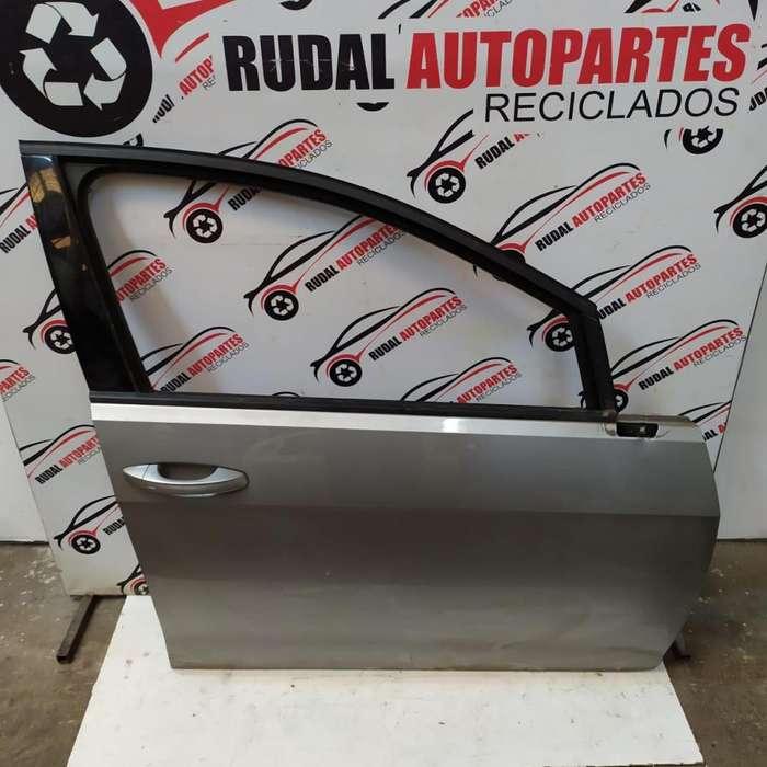 Puerta Delantera Derecha Volkswagen Golf 9500 Oblea:02820520